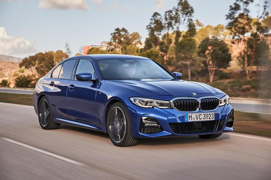BMW的M340i、M340d及330e選配的 Innovation packa...