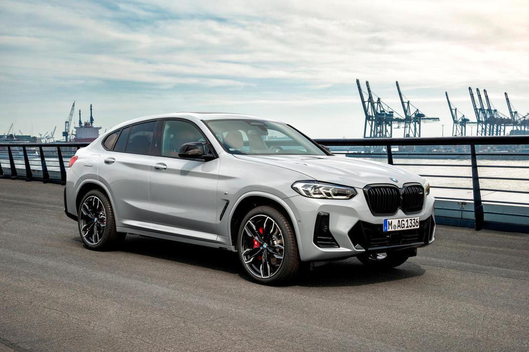 X4也成為受到影響的其中一個車系。 圖/BMW提供