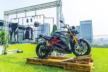 126.8萬起!義大利超級電動機車ENERGICA 三車款正式導入台灣