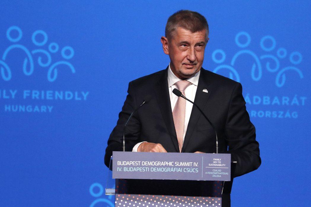 一向與金權弊案糾纏不清的捷克「富翁總理」巴比斯,也在2021年捷克大選——自己連...