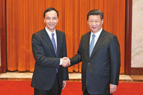 習近平統治下的中國成為單向度社會,國民黨正一同追隨?