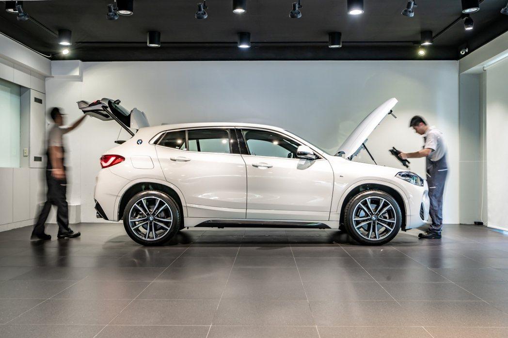 BMW Premium Selection原廠認證中古車提供一站式換購服務,從尊...