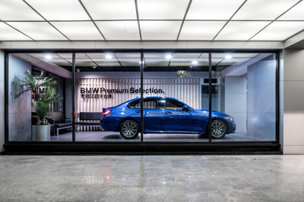 BMW Premium Selection原廠認證中古車所有車款皆經由原廠360...