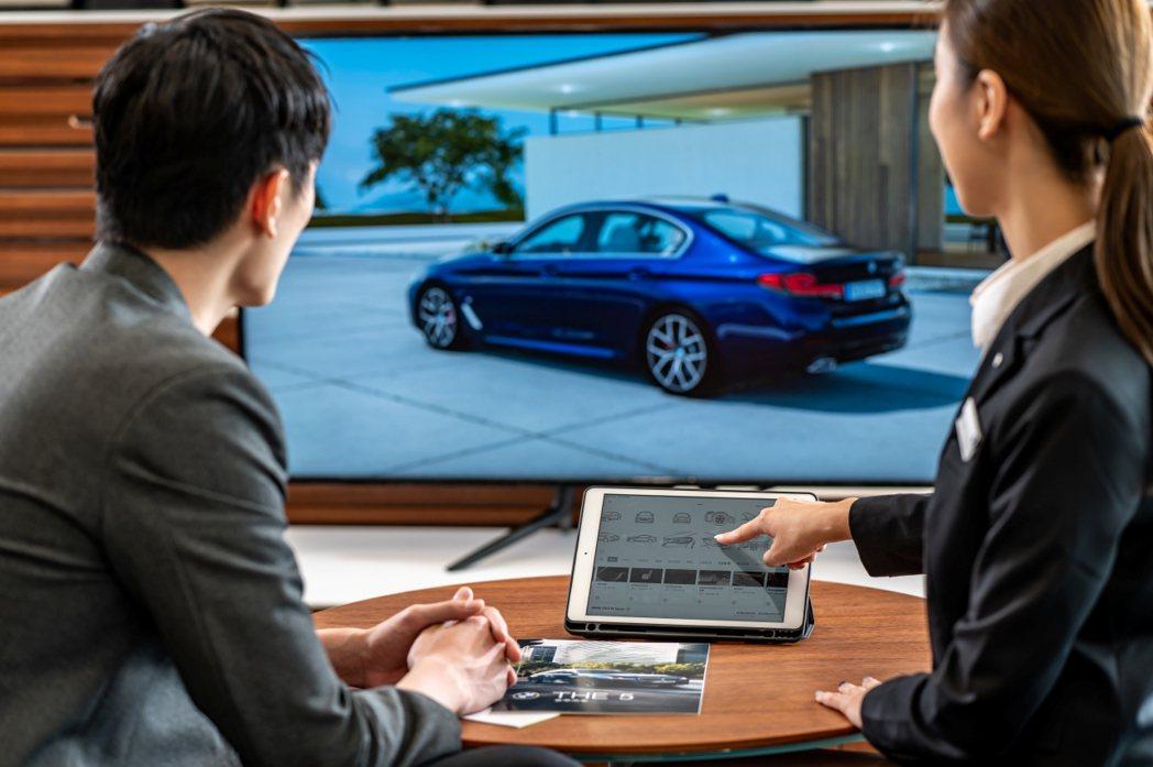 BMW展示中心銷售團隊以給予貴賓與車主最高規格的尊榮體驗為目標,透過「專業」樹立...