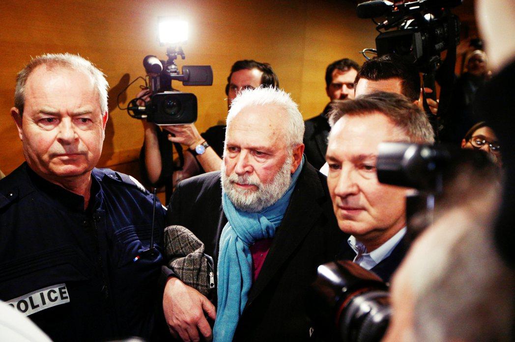法國里昂的神父普雷納(Bernard Preynat),被揭發從1971年開始性...
