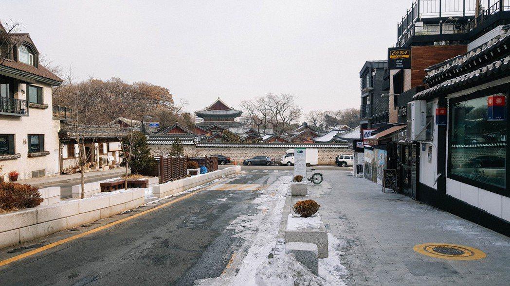 北村一景。 圖/陳信方攝影