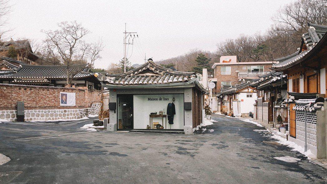 北村二景。 圖/陳信方攝影