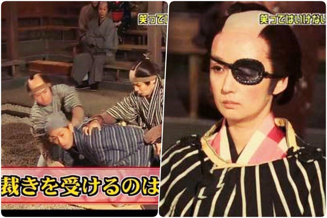 搞笑組合Downtown(松本人志、浜田雅功)為主持群的節目,台灣俗稱「絕對不准...
