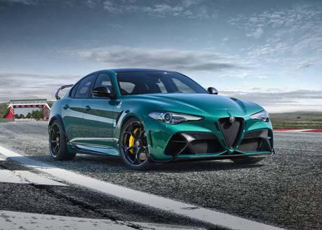 純粹的燃油賽道機器已售罄 Alfa Romeo Giulia GTA/GTAm限量500輛完售!