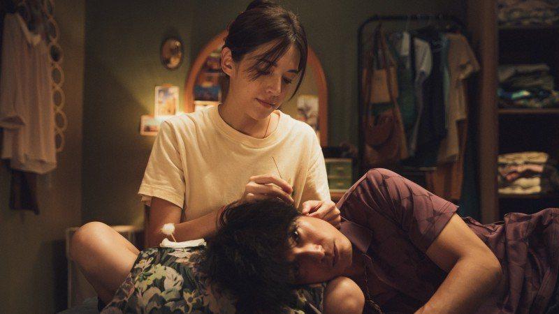 邱澤、許瑋甯主演「當男人戀愛時」目前全台已破4.05億。圖/金盞花大影業提供