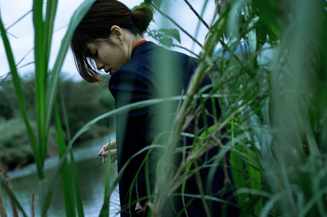 阮秋姮的大銀幕處女作品就獻給「徘徊年代」,在整部片中都沒露臉。圖/傳影提供