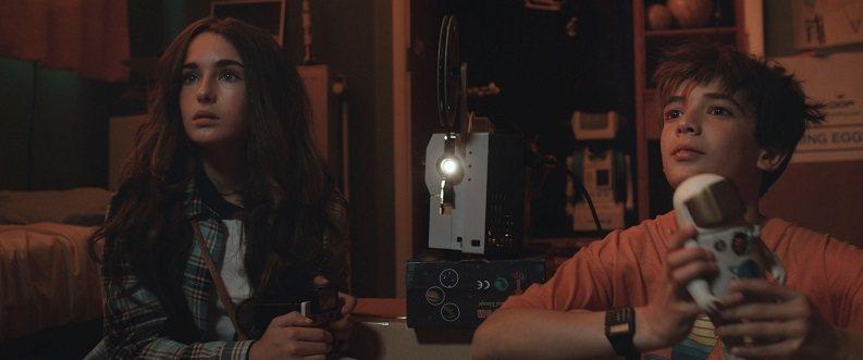 「初戀太空男孩」由比利時新銳導演奧利維耶貝胡執導。圖/高雄電影節提供