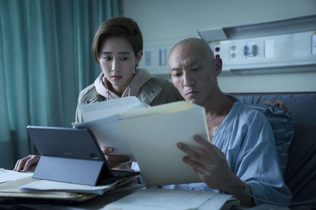 「緝魂」雖是商業影片,卻也是今年金馬獎入圍項目最多的強片之一。圖/威視提供