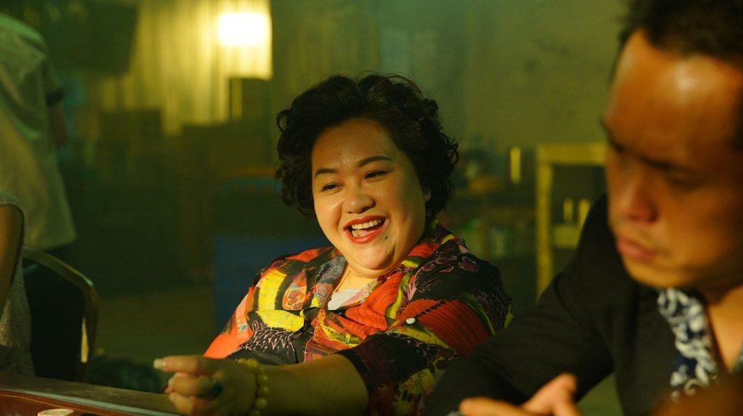 鍾欣凌在「當男人戀愛時」演出大姐頭,提名金馬獎最佳女配角。圖/金馬執委會提供