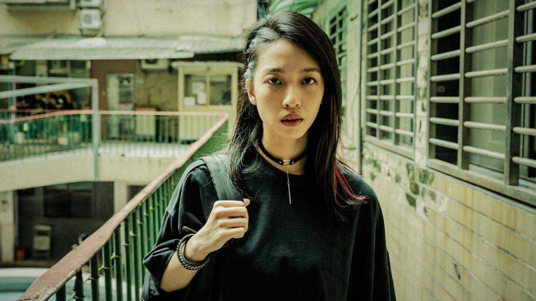 王渝萱以「該死的阿修羅」入圍最佳女配角。圖/金馬執委會提供