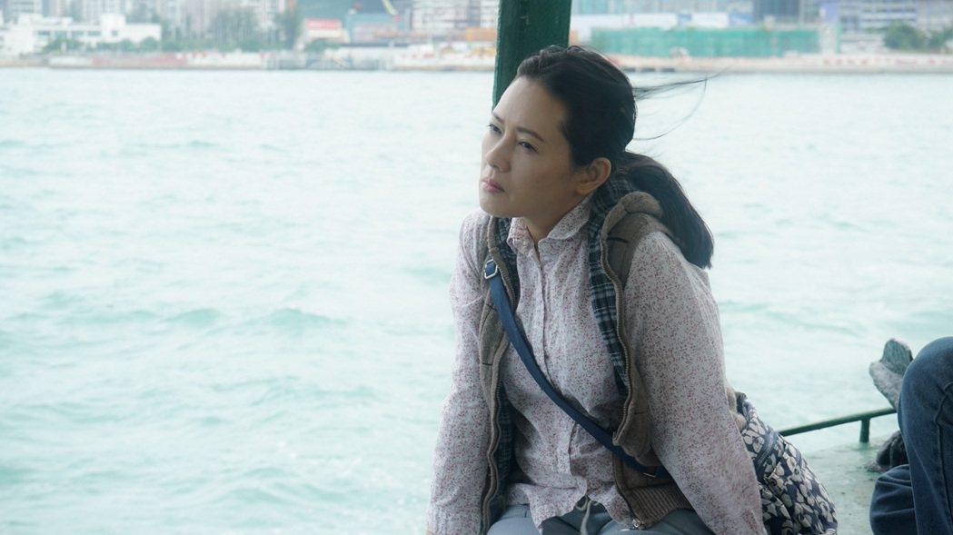 李麗珍以「濁水漂流」提名金馬獎最佳女配角,是該項目唯一的港星代表。圖/金馬執委會...