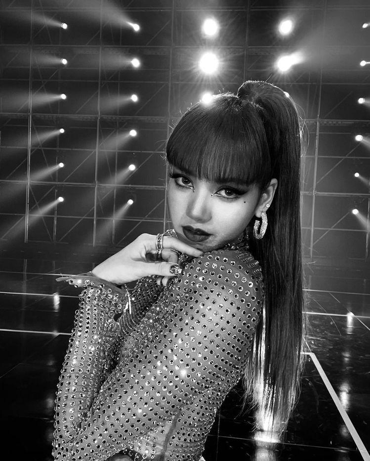 天團BLACKPINK成員Lisa。圖/摘自instagram