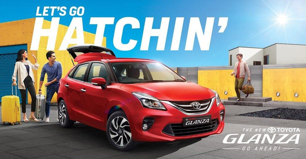 印度市場的Toyota Glanza是基於Suzuki Baleno換標販售的車...