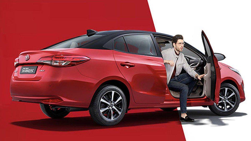 因銷售委靡不振加上SUV蠶食鯨吞,印度已經停產Toyota Yaris Seda...