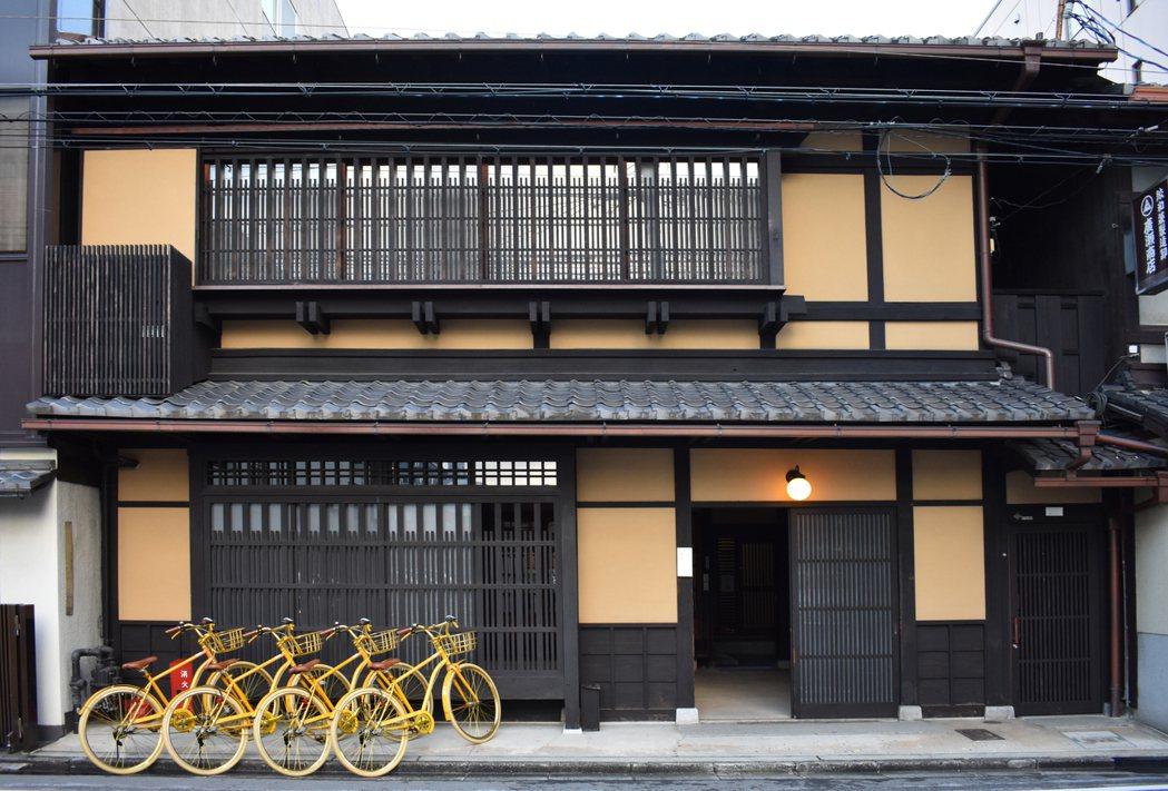 京都展場The Terminal KYOTO。 圖/Plan b Inc.提供