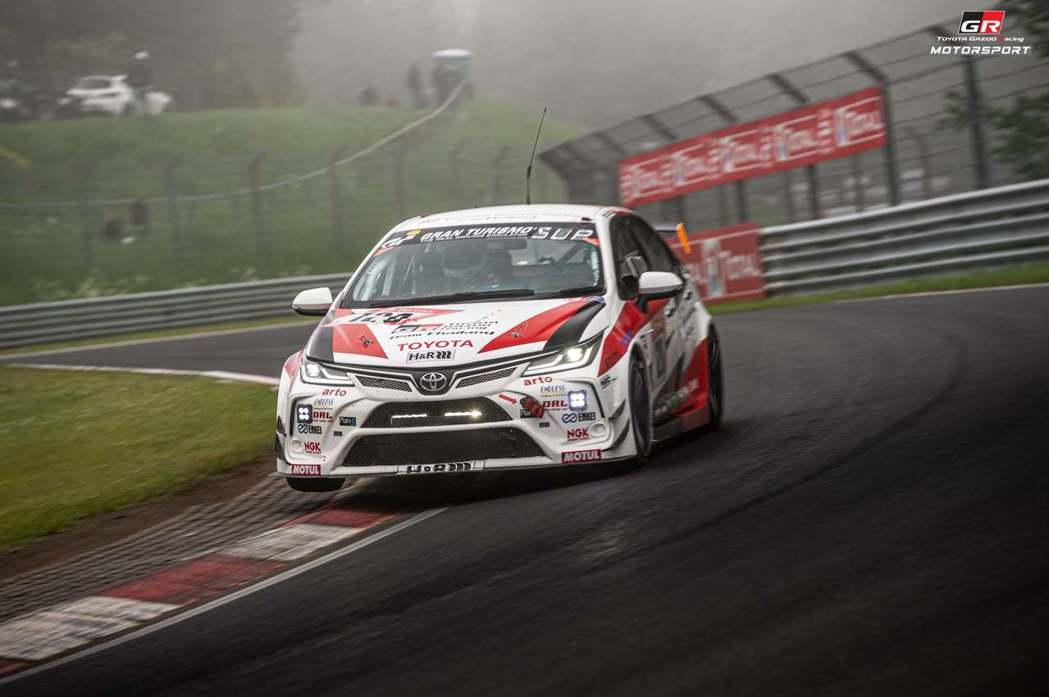 泰國Toyota從2014年開始便與Toyota Gazoo Racing Th...