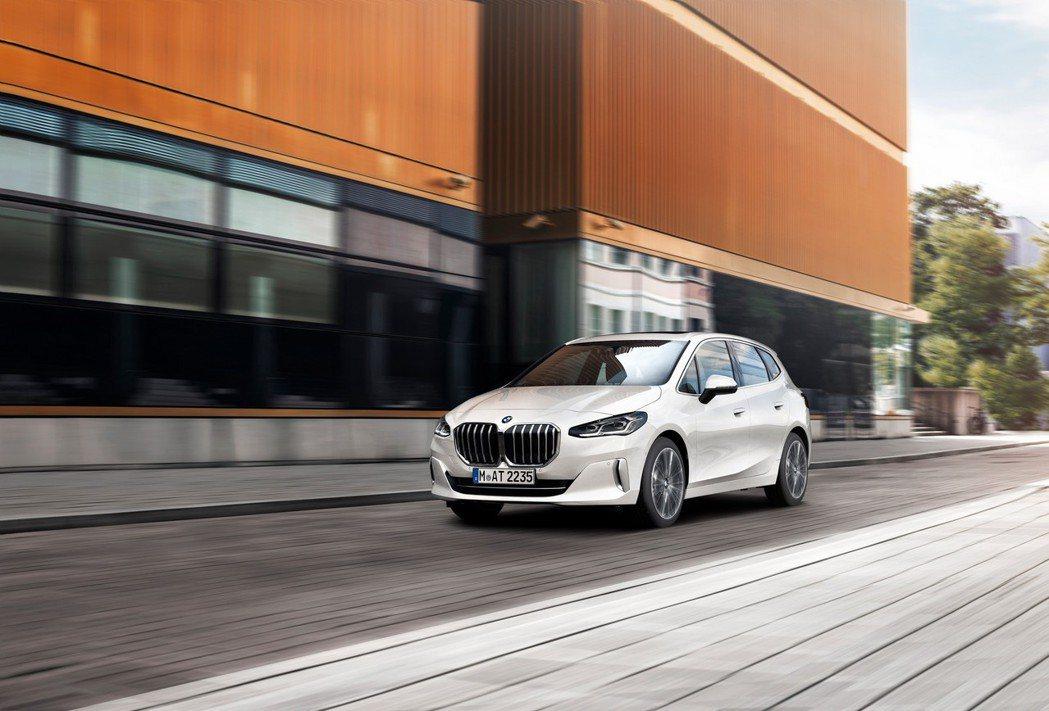 第二代BMW 2 Series Active Tourer (U06) 共有21...