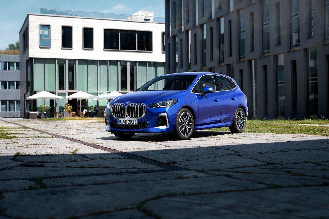 第二代BMW 2 Series Active Tourer (U06) 將在德國...