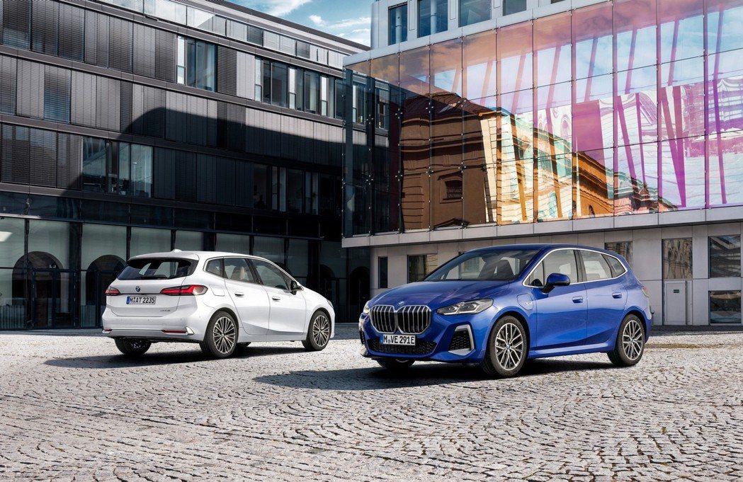 插電版再強化、內裝大幅升級 全新第二代BMW 2 Series Active Tourer強勢登場!