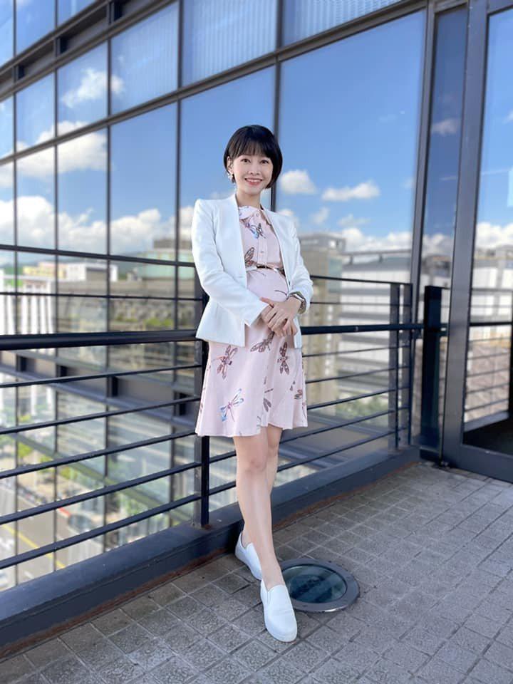 主播廖婕妤。圖/擷自臉書