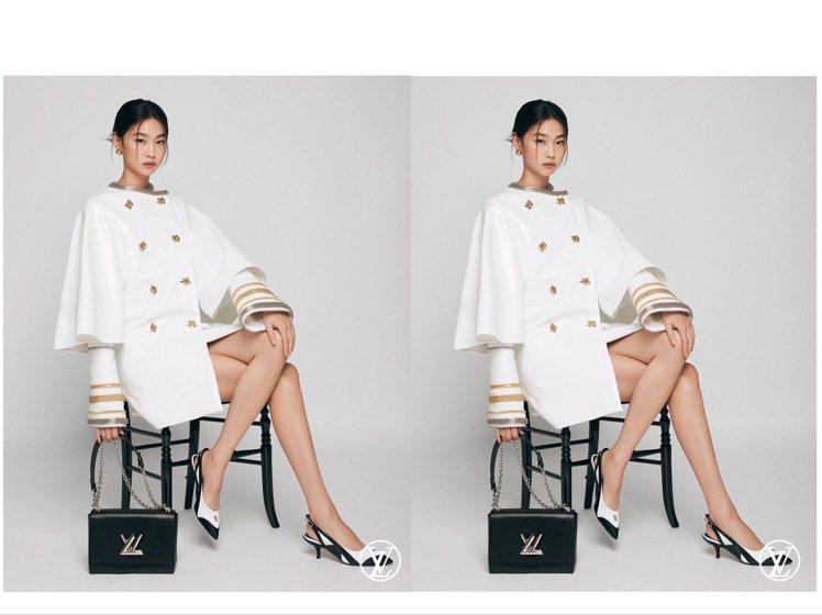 鄭浩妍的IG粉絲追蹤數在1個月內超越所有韓國女星成為最高者,旋即拿下LV的全球代...