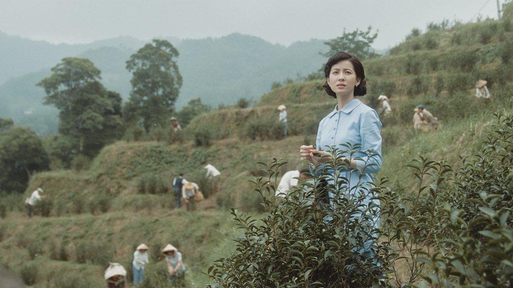 連俞涵主演,「茶金」講述全台最大茶葉出口商家族興衰。圖/Netflix提供