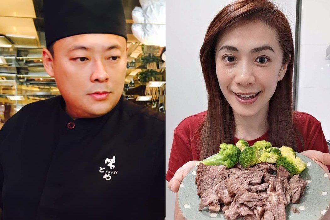 郭宗坤4年前遭爆料出軌,隨後柯以柔提出離婚訴訟。 圖/擷自facebook、fa