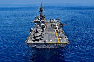 對抗中共的軍事發展:美國智庫「外壓內攻」作戰構想