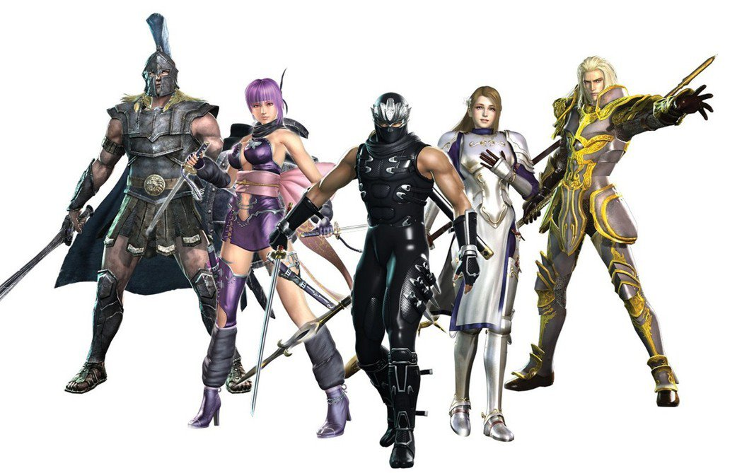 雖然後續未有新作推出,不過遊戲中的要角「聶梅亞」(圖右一)曾經以客串身份,參戰光...