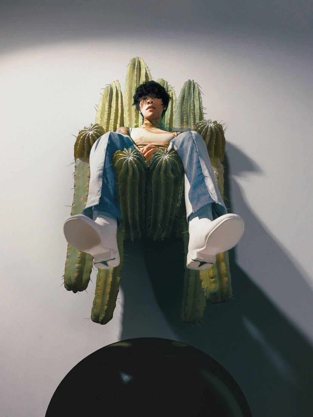 盧廣仲將在11月20日舉辦「勵志演說演唱會」。圖/添翼提供