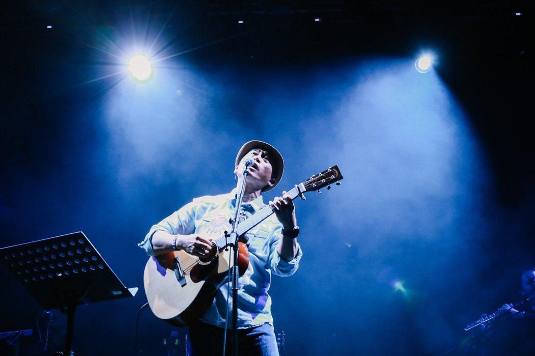 出道22年的陳建年將舉辦生涯最大規模的演唱會。圖/Live Nation Tai...