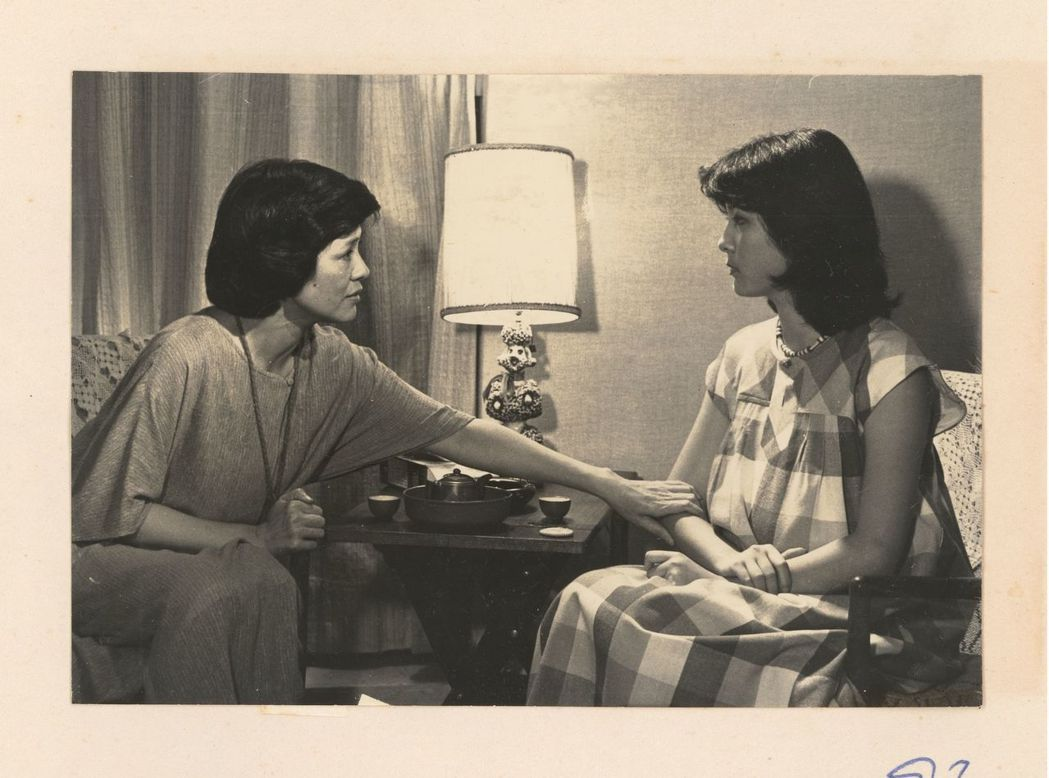 《未婚媽媽》工作照。 圖/國家電影及視聽文化中心