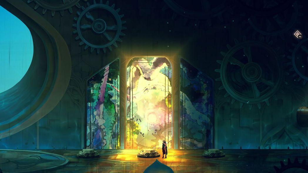 迷宮探索中也有著許多小型解謎關卡