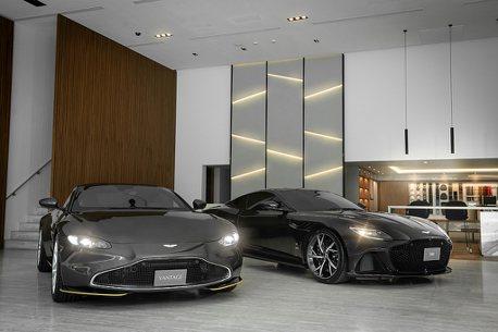 《007 生死交戰》限量特仕版!Aston Martin 007 Edition引發全球買家珍藏