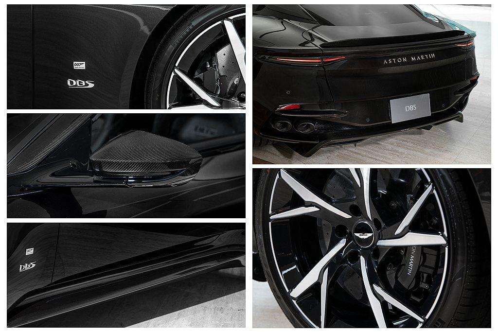 Aston Martin DBS Superleggera 007 Editio...
