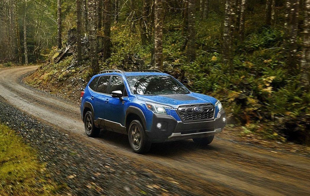 Subaru Forester Wilderness。 Subaru提供
