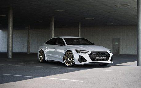 比Bugatti Veyron山豬超跑馬力還大的爆改Audi RS7!