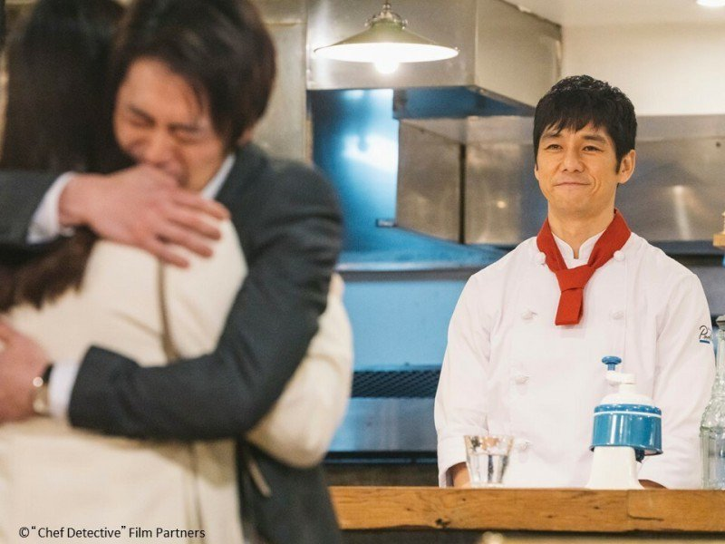 西島秀俊新戲當主廚。圖/WAKUWAKU JAPAN提供