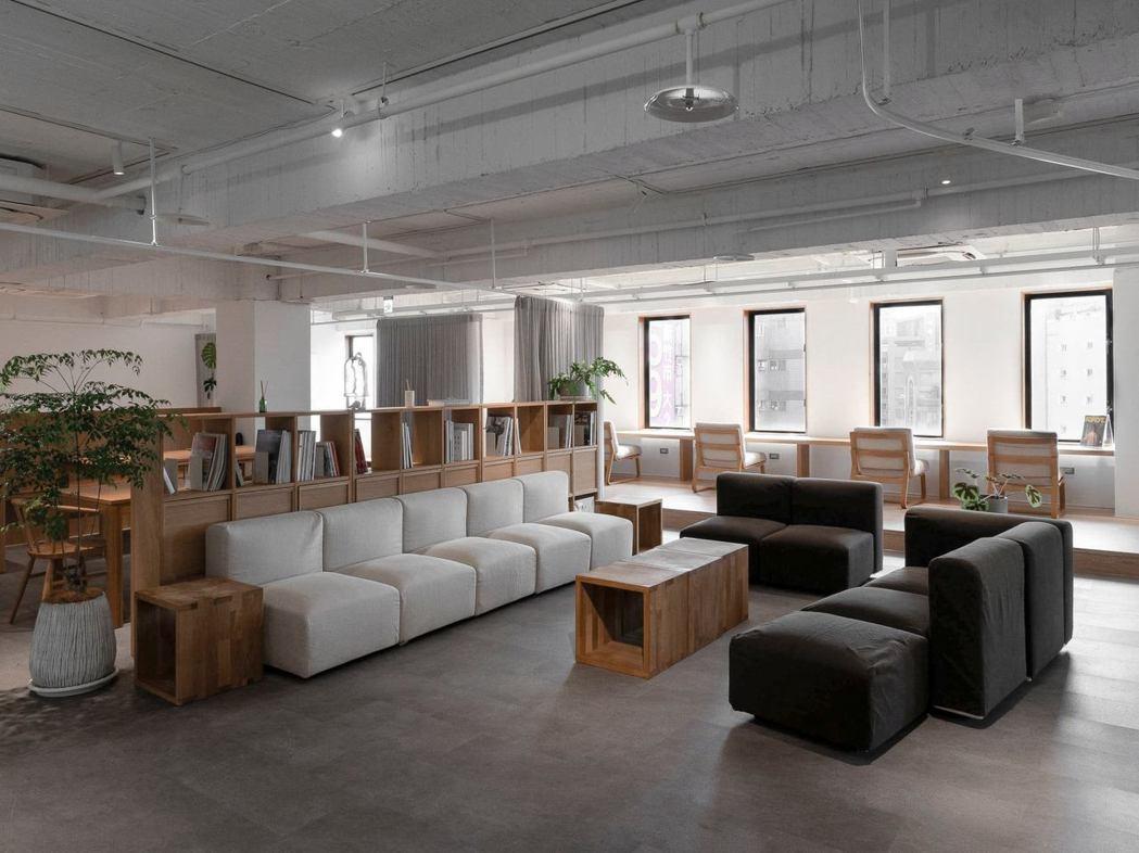 森SPACE與無印良品MUJI RENOVATION合作家具、空間設計,並設有台...