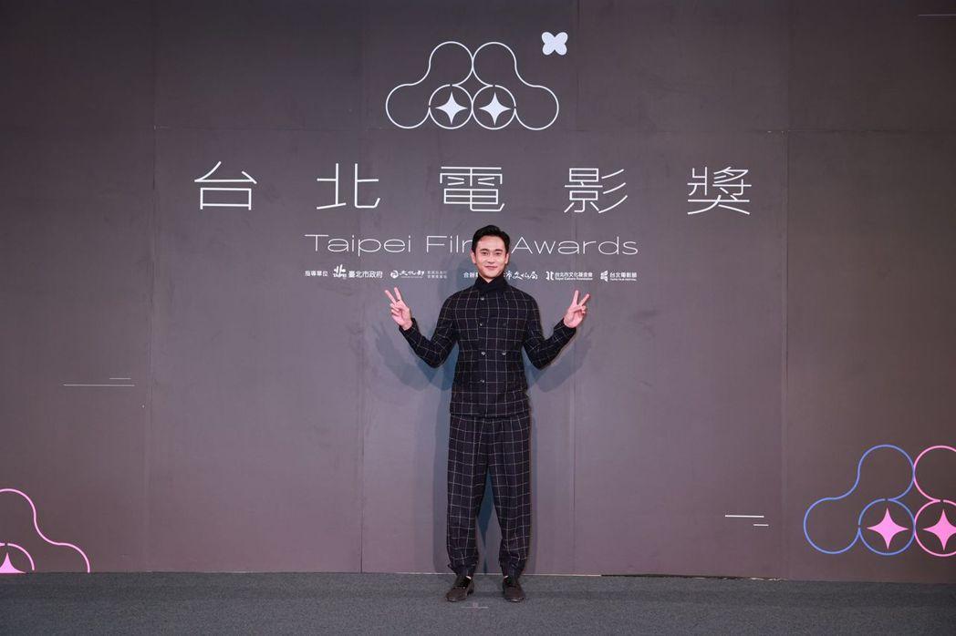 劉冠廷以「詭扯」奪下台北電影講。圖/台北電影節提供