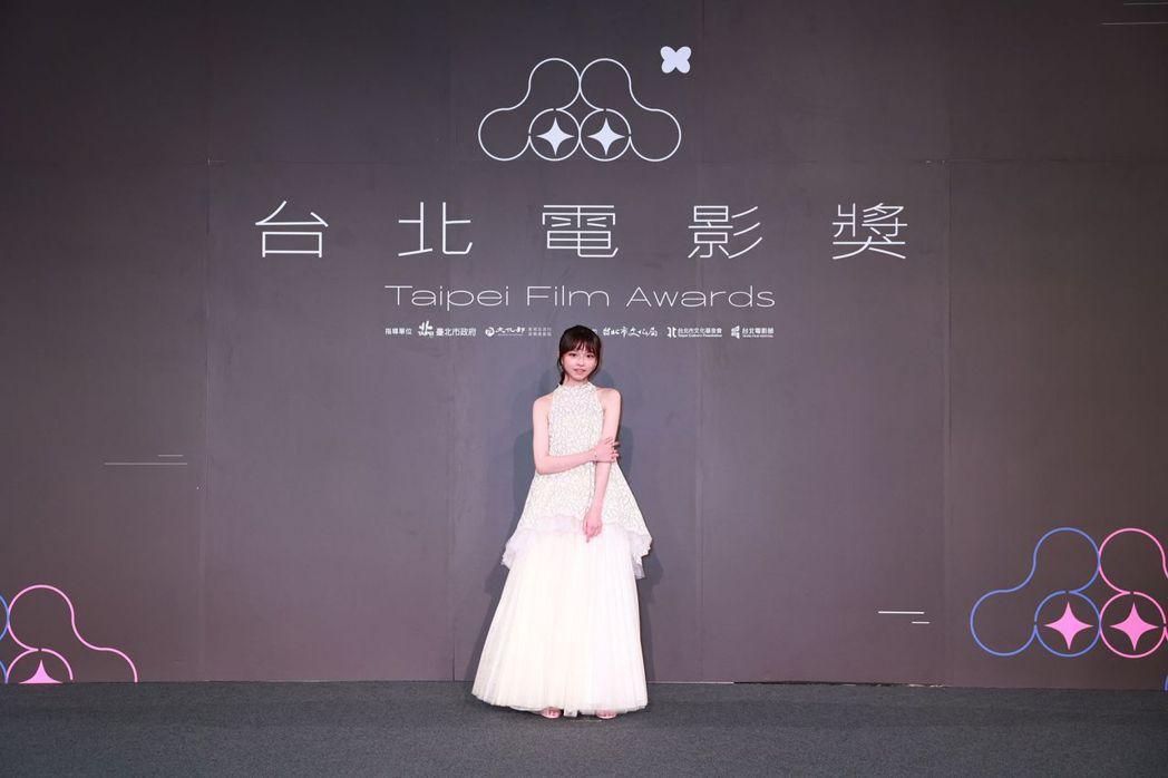 陳姸霏以「無聲」奪下台北電影獎最佳新演員。圖/台北電影節提供