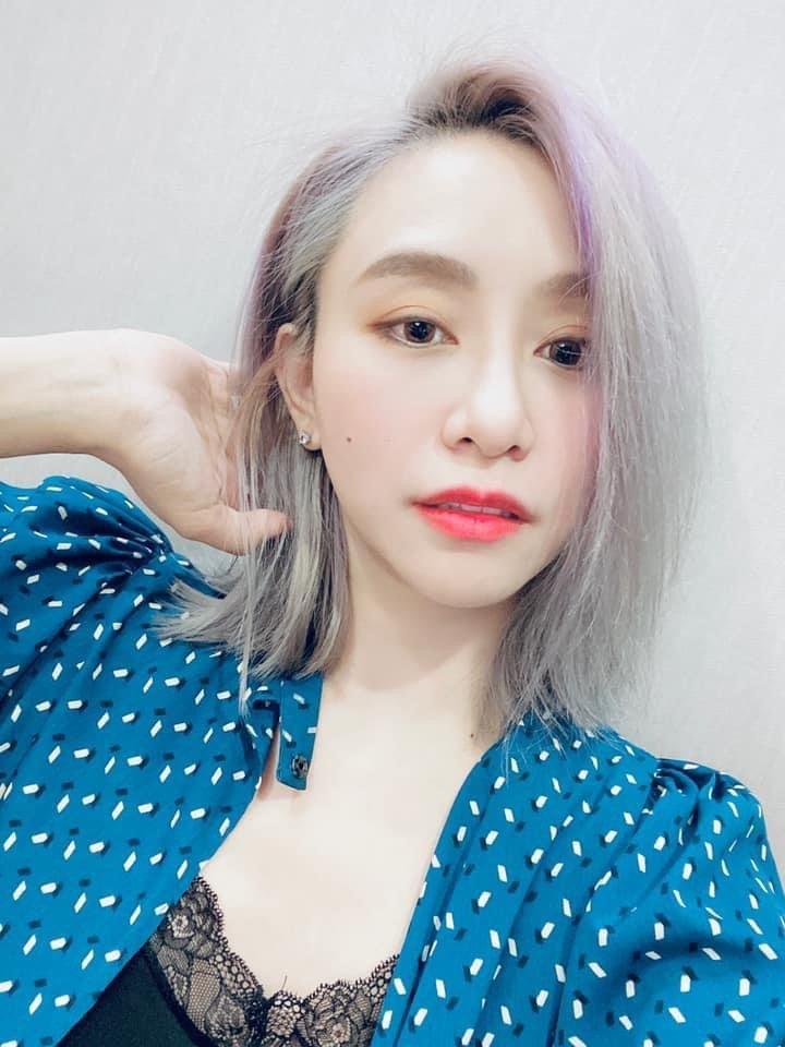 藍又時與王樂妍破冰和解。圖/摘自臉書