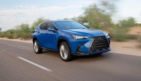 晶片短缺仍後勢驚人 Lexus美國第三季銷售超車德系雙B