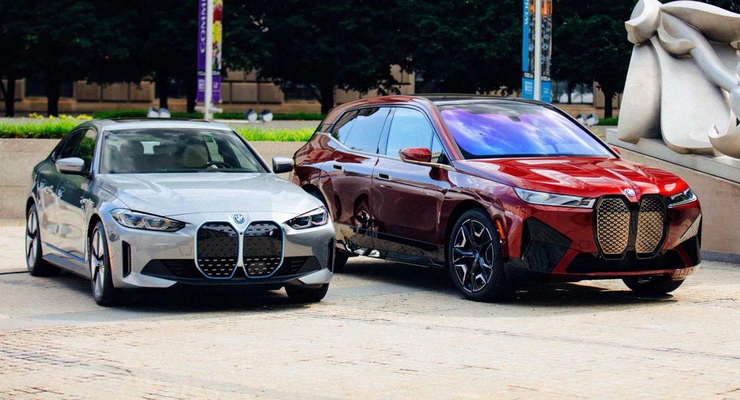 BMW目前仍在2021年美國豪華車市場銷售暫時領先。 摘自Carscoops.c...