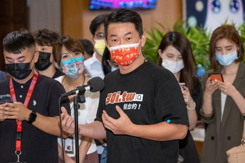 最近立委陳柏惟被挖出曾經肇事逃逸引發外界熱議。記者季相儒/攝影